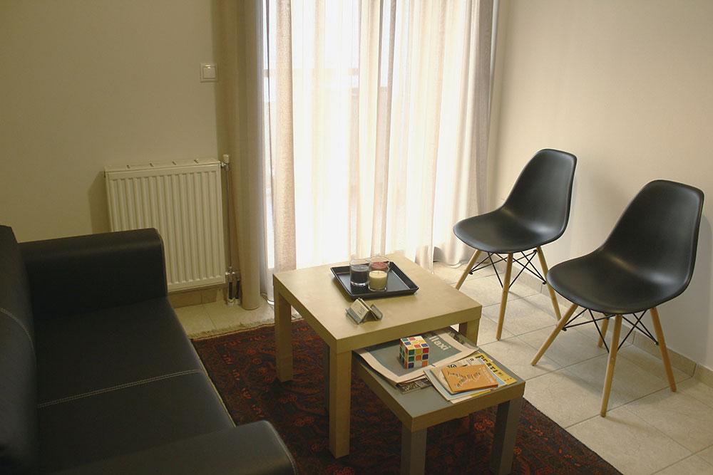 Γραφείο Έλενας Μπεχτσή Θεσσαλονίκη 1