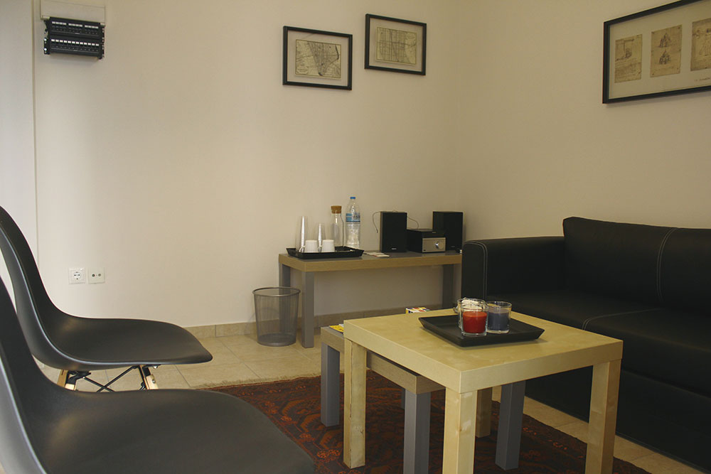Γραφείο Έλενας Μπεχτσή Θεσσαλονίκη 2